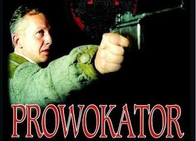Prowokator Rez  Krzysztof Lang Zazyjkultury
