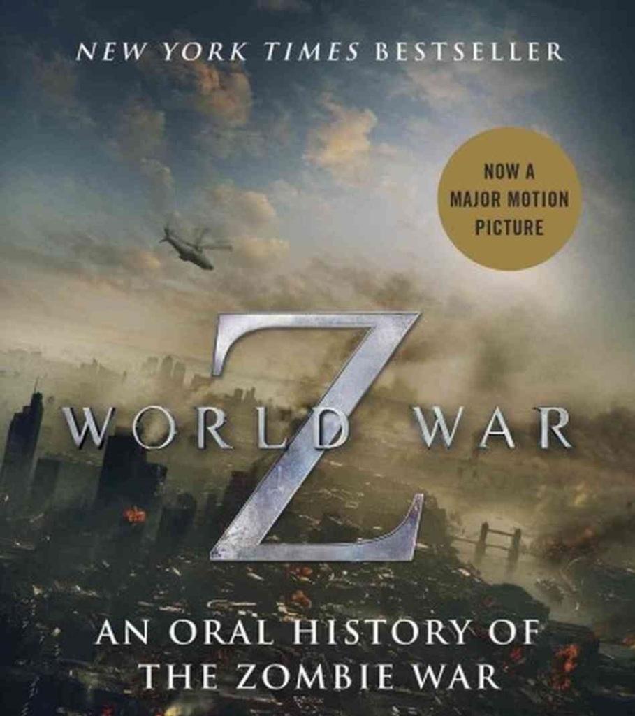 World War Z Max Brooks Recenzja Ksiazki