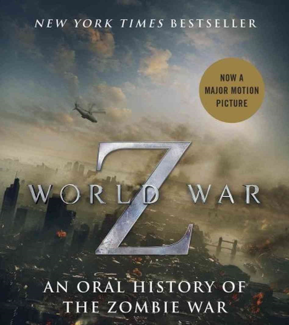 World War Z Max Brooks Recenzja Ksiazki
