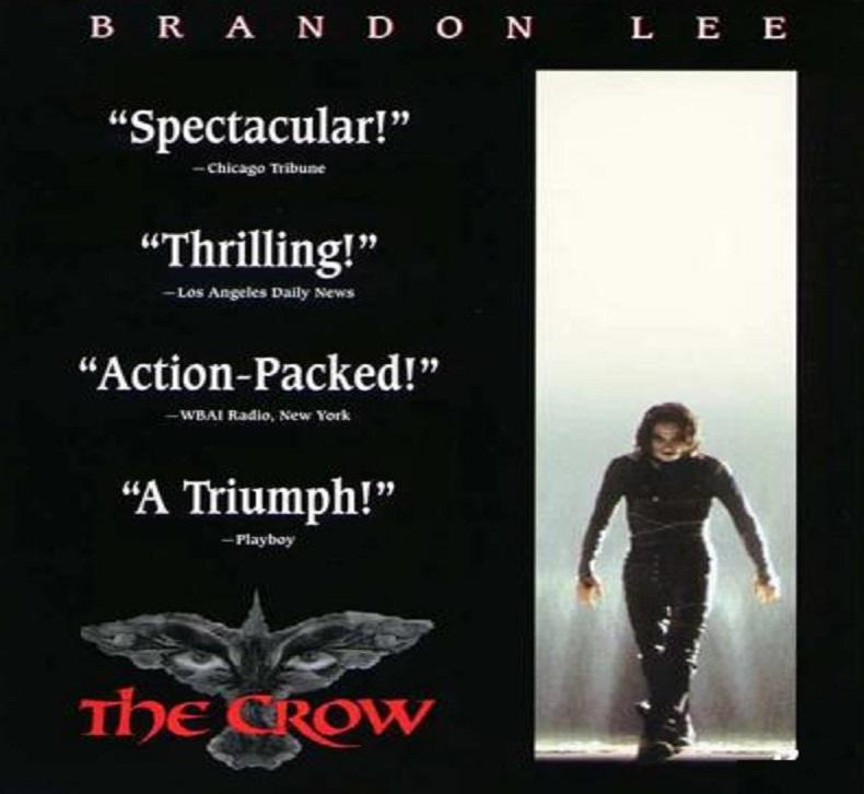 Kruk The Crow A  Proyas Recenzja Filmu