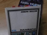 Paragraf 22 Joseph Heller Recenzja Ksiazki
