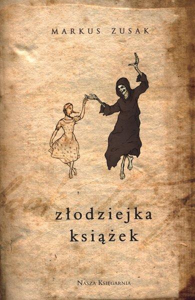 Znalezione obrazy dla zapytania złodziejka książek