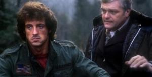 Rambo Pierwsza Krew Rez  Ted Kotcheff Recenzja Ksiazki