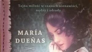 Maria Duenas Krawcowa Z Madrytu Recenzja Ksiazki