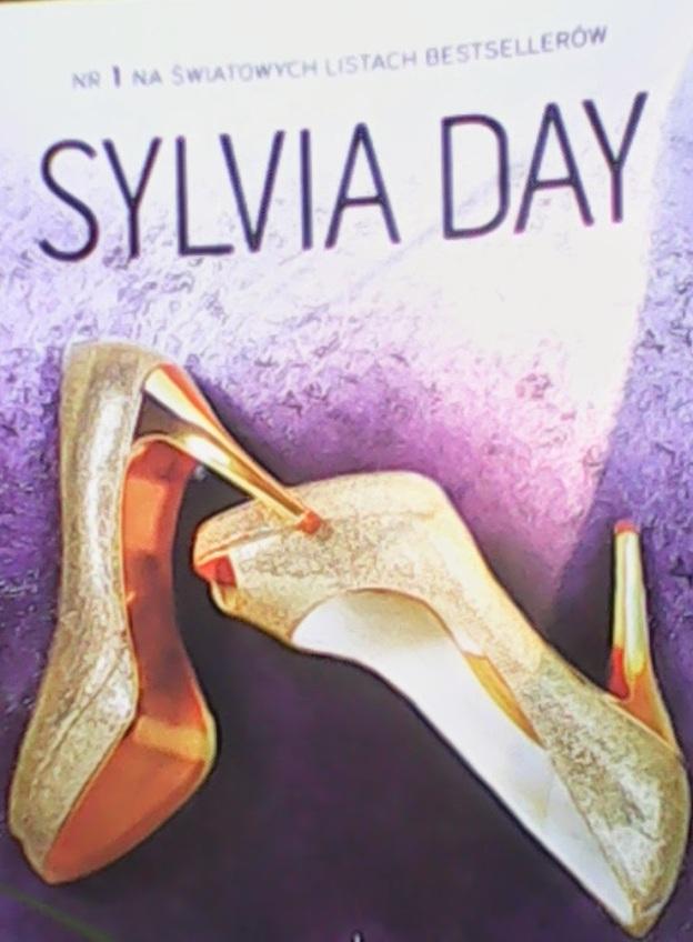 Sylvia Day Ekstaza Euforia Recenzja Ksiazki