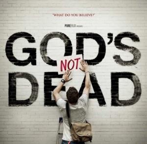 Gods Not Dead Harold Cronk Recenzja