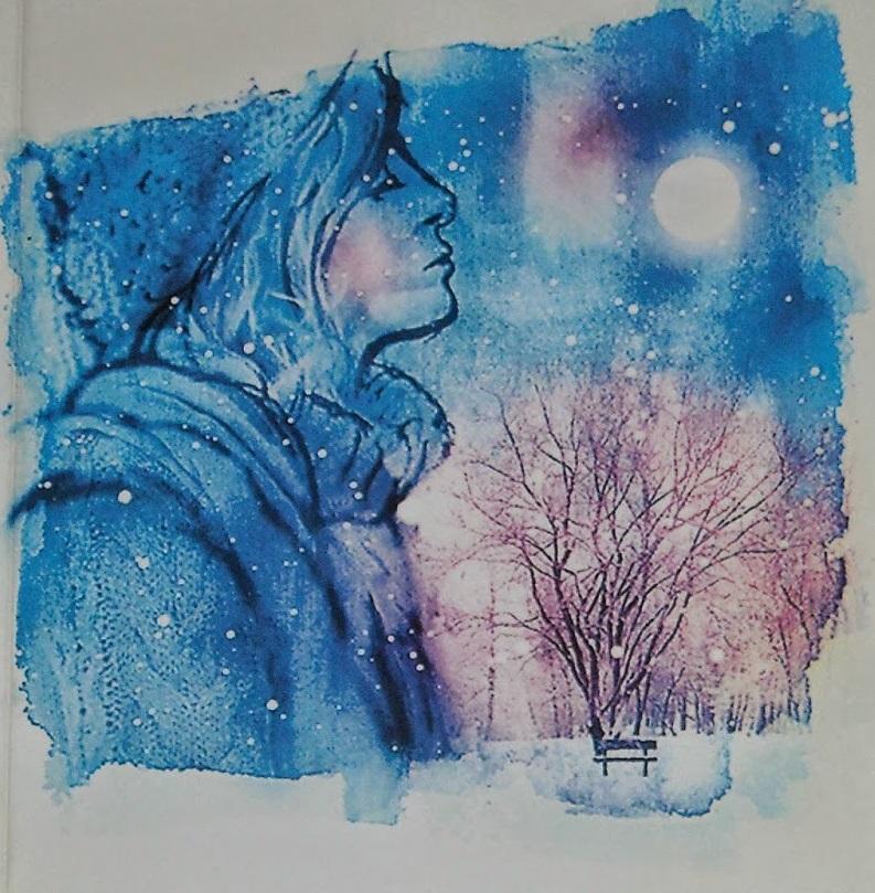 W Sniezna Noc Maureen Johson Recenzja Ksiazki