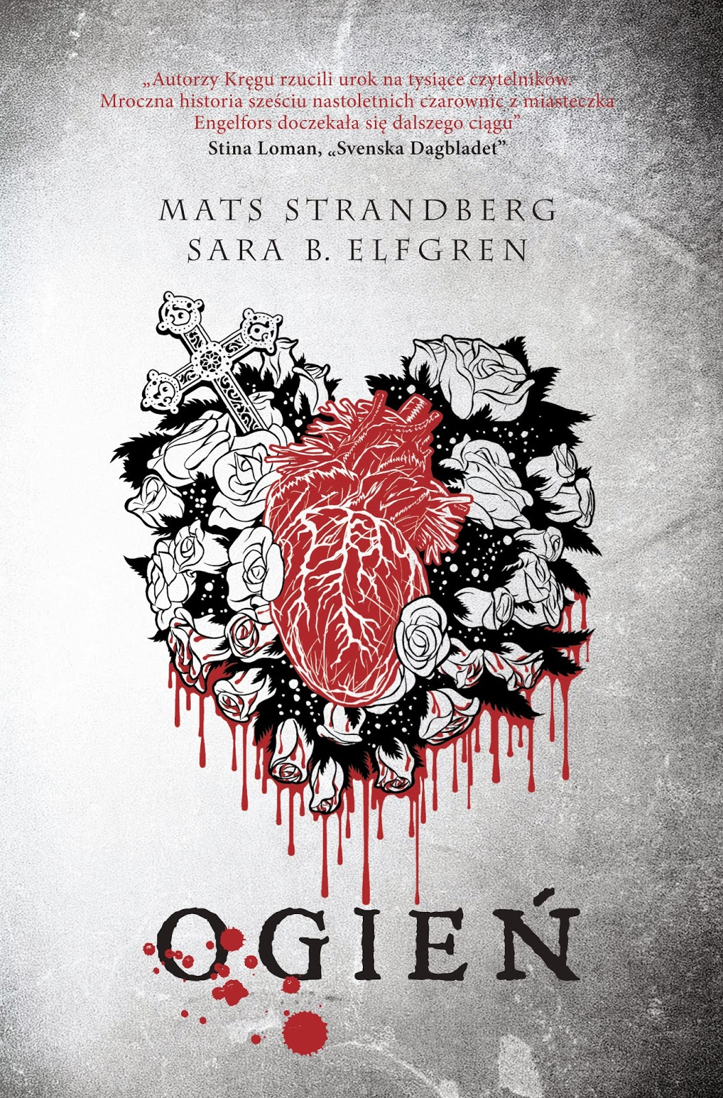 Ogien Mats Stracdberg Sara B Elfgren Recenzja Ksiazki