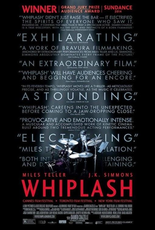 Whiplash Rez  Damien Chazelle Recenzja Filmu