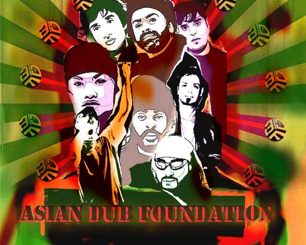 Asian Dub Foundation Muzyka World Zazyjkultury