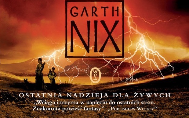 Abhorsen Garth Nix Recenzja Ksiazki