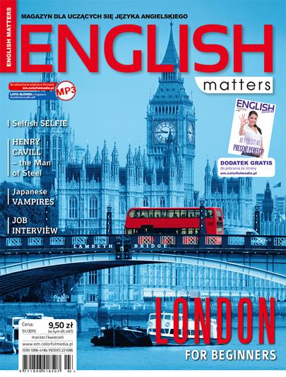 English Matters Zazyjkultury