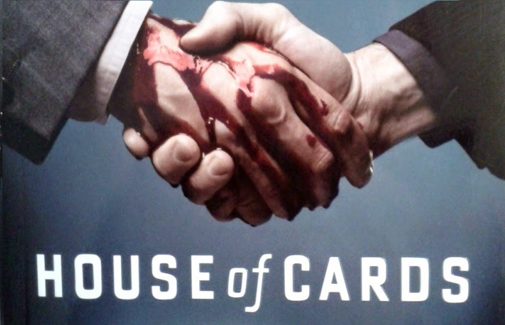 House Of Cards Michael Dobbs Recenzja Ksiazki