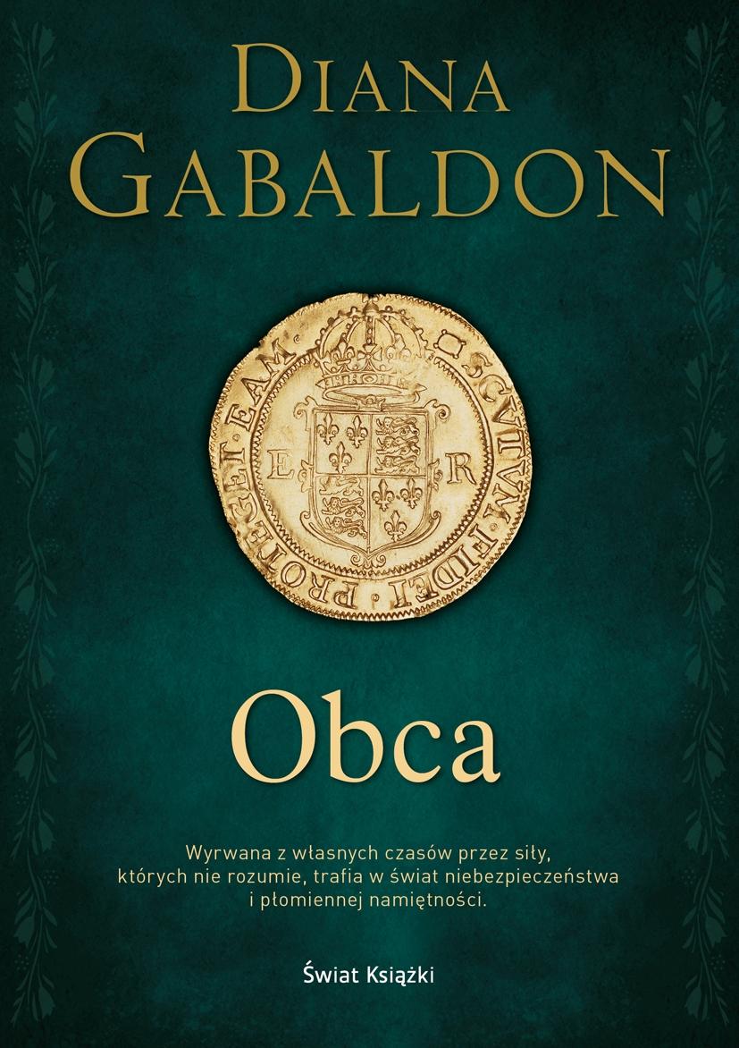 Obca Diana Gabaldon Okladka