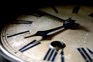 Rzymskie Cyfry Starego Zegara