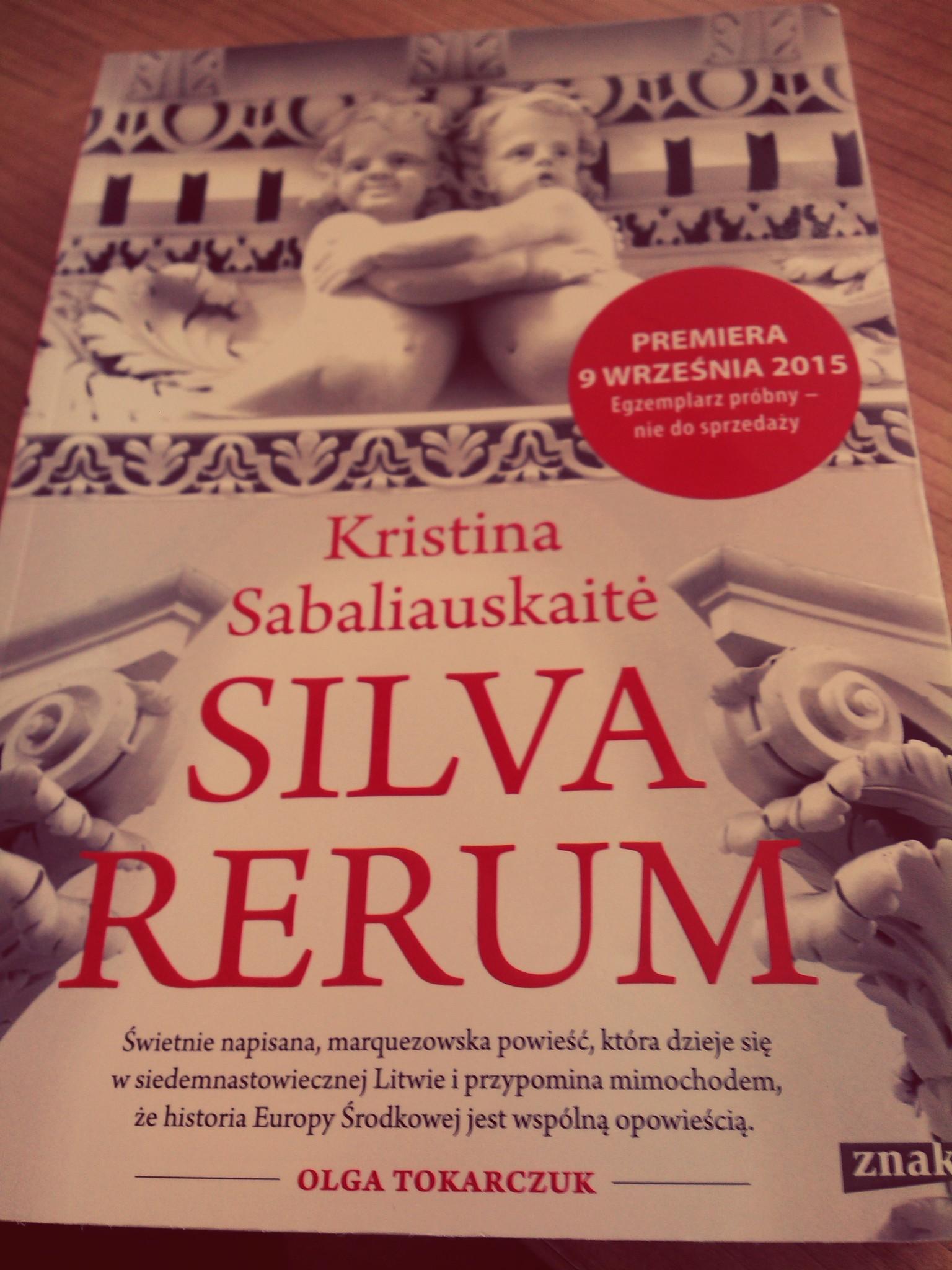 Silva Rerum Recenzja Ksiazki Zazyjkultury