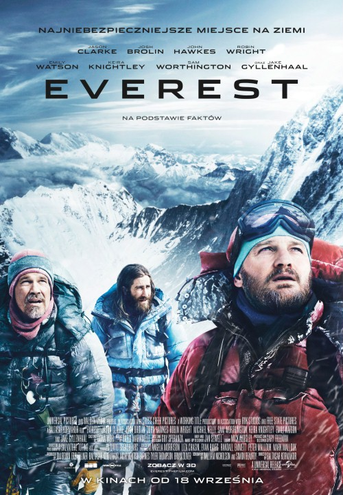 Everest Plakat