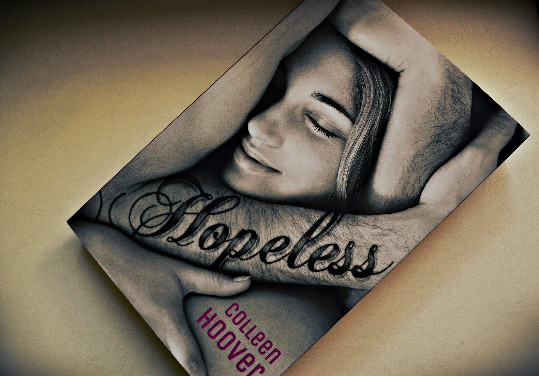 Hopeless Colleen Hoover Recenzja Ksiazki Okladka