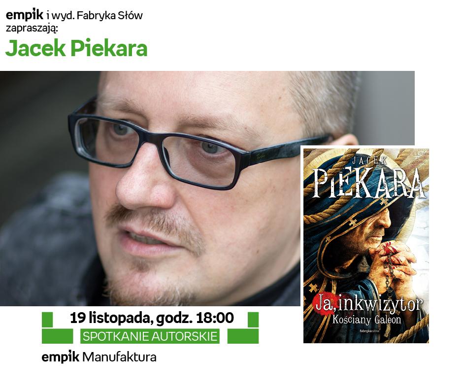 Jacek Piekara EMPIK