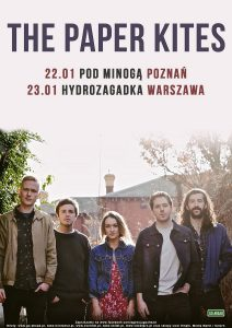 The Paper Kites_pl