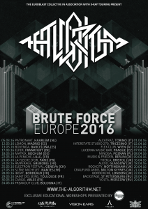 Brute Force Tour Europe