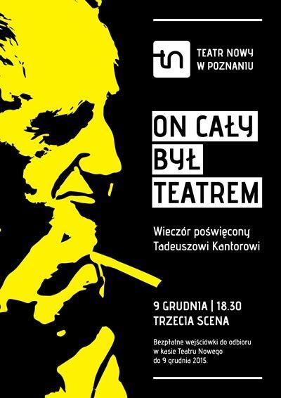 On Caly Byl Teatrem