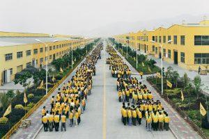 """""""Manufacturing #18"""" Cankun Factory, Zhangzhou, Fujian Province, China"""