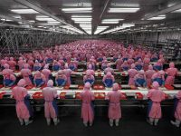 """Manufacturing #17"", Deda Chicken Processing Plant, Dehui City, Jilin Province, 2005"