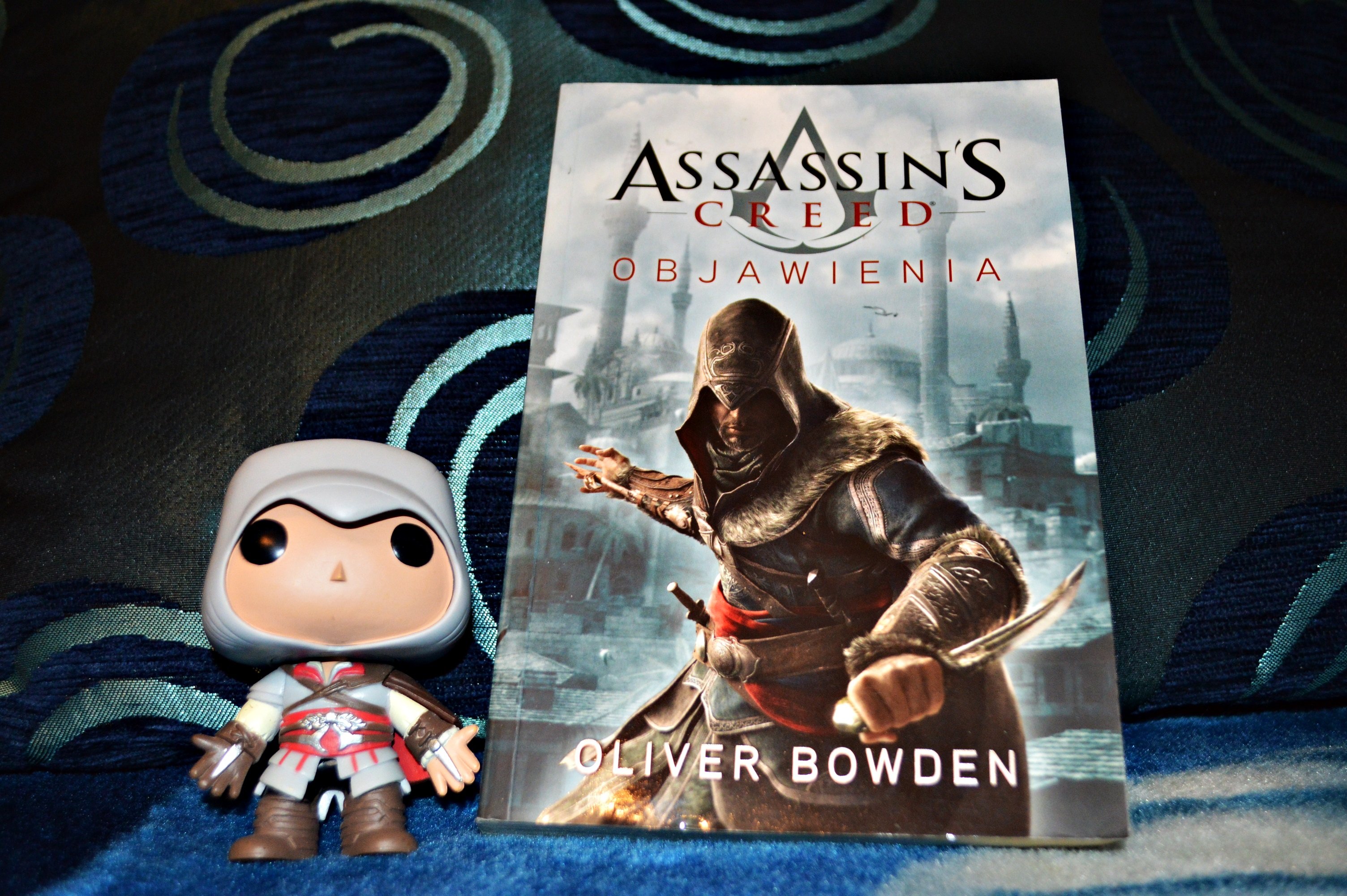 Assassin S Creed Objawienia Oliver Bowden Zazyjkultury
