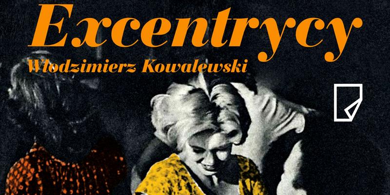 Excentrycy Ksiazka Okladka