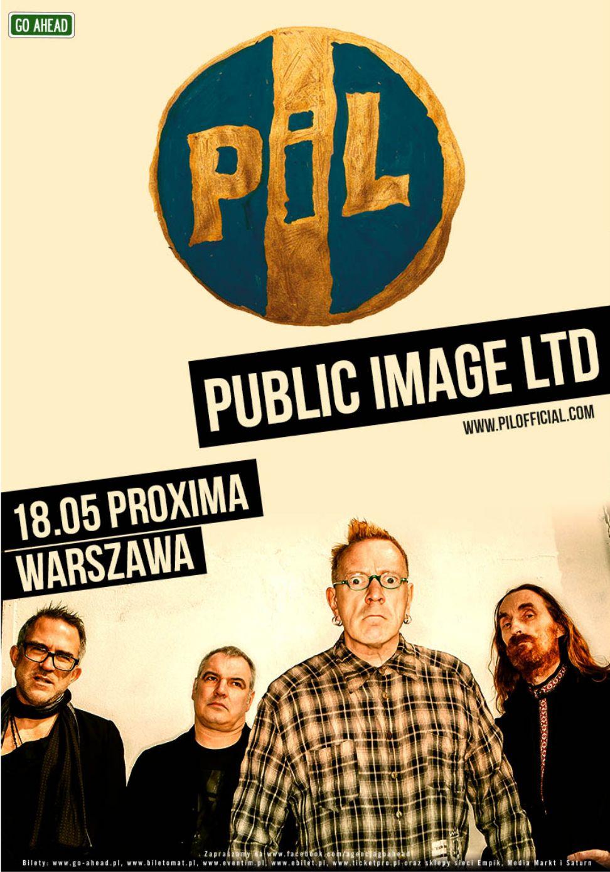 Public Image Ltd W Polsce