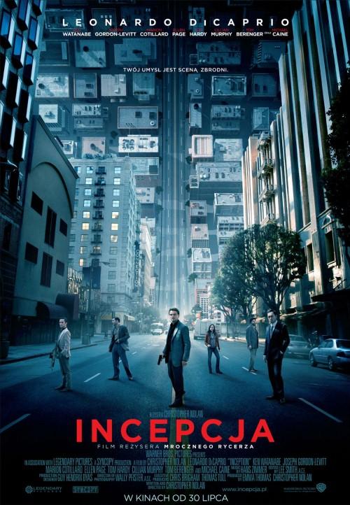 Incepcja Christopher Nolan Recenzja Filmu