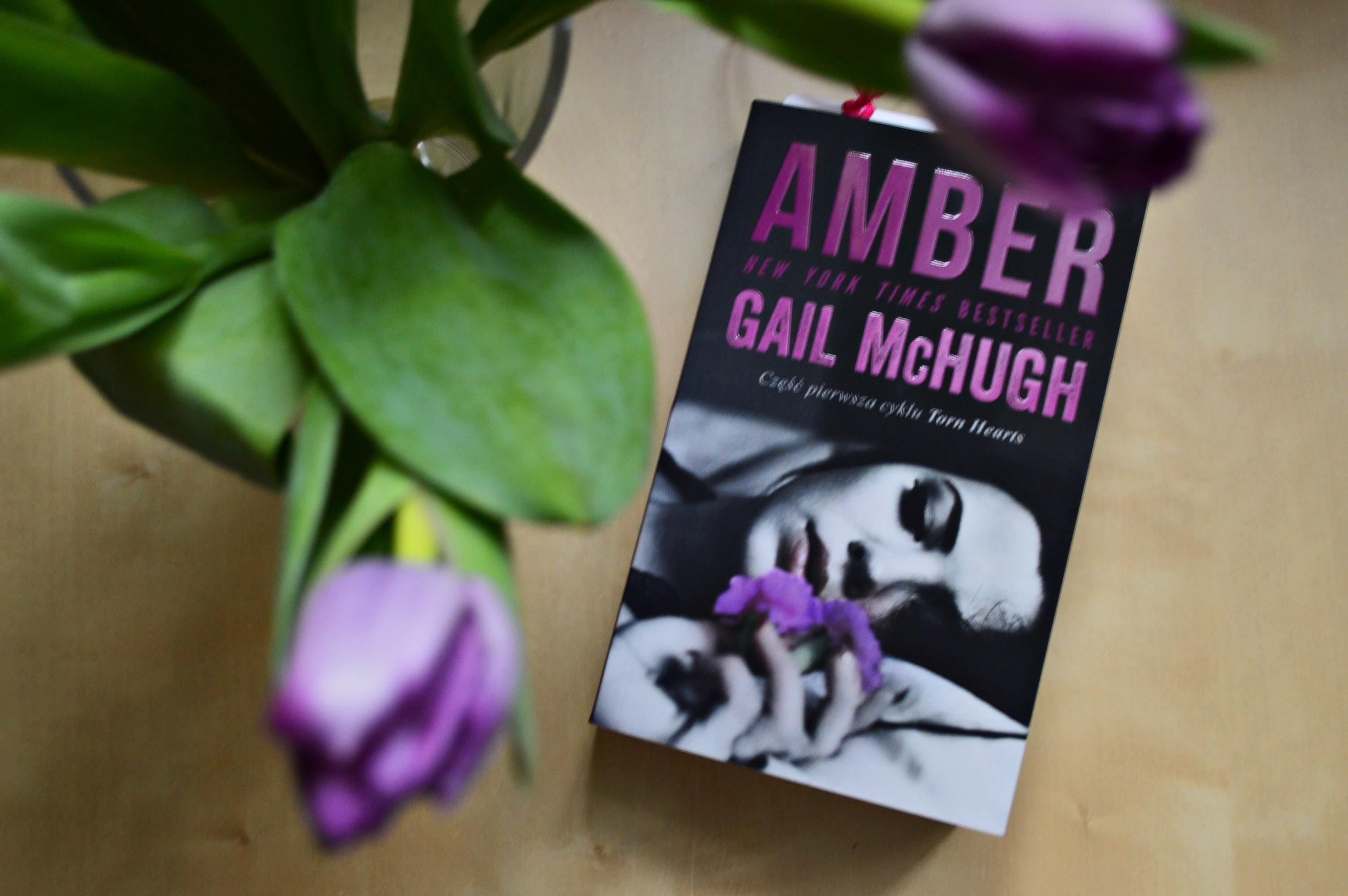Amber Gail McHugh Okladka Recenzja Ksiazki Zazyjkultury