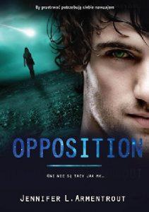 Opposition-Jennifer-L-Armentrout-okładka-książki