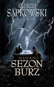 Sezon-burz-wiedźmin-andrzej-sapkowski-okładka