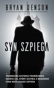 Syn-szpiega-Bryan-denson-recenzja-okładka-książki