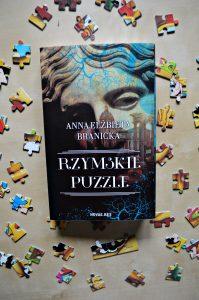 Rzymskie Puzzle Anna Elzbieta Branicka Recenzja Ksiazki Zazyjkultury Okladka