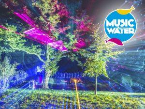 Świetlne Show.Music & Water Festival