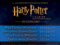 Harry Potter in Concert_dates_venues