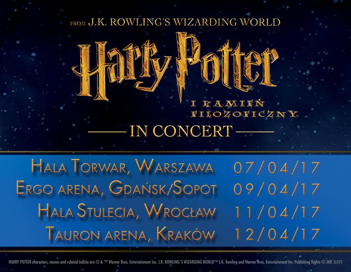 Harry Potter in Concert_dates_venues