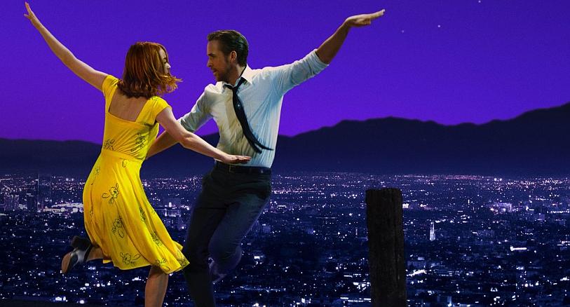 La La Lend Rayan Gosling Emma Stoun