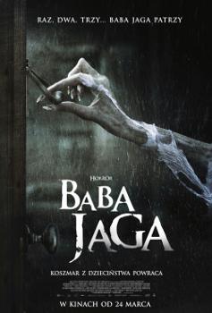 Baba jaga (2017) - plakat