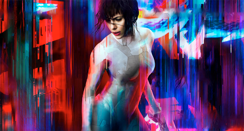 Ghost in the Shell (2017) - facebook