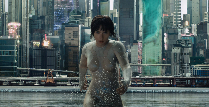 Ghost in the Shell (2017)'2