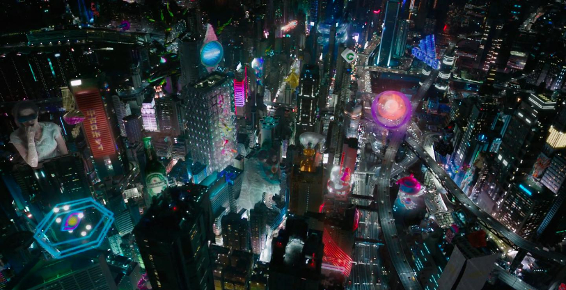 Ghost in the Shell (2017)'3