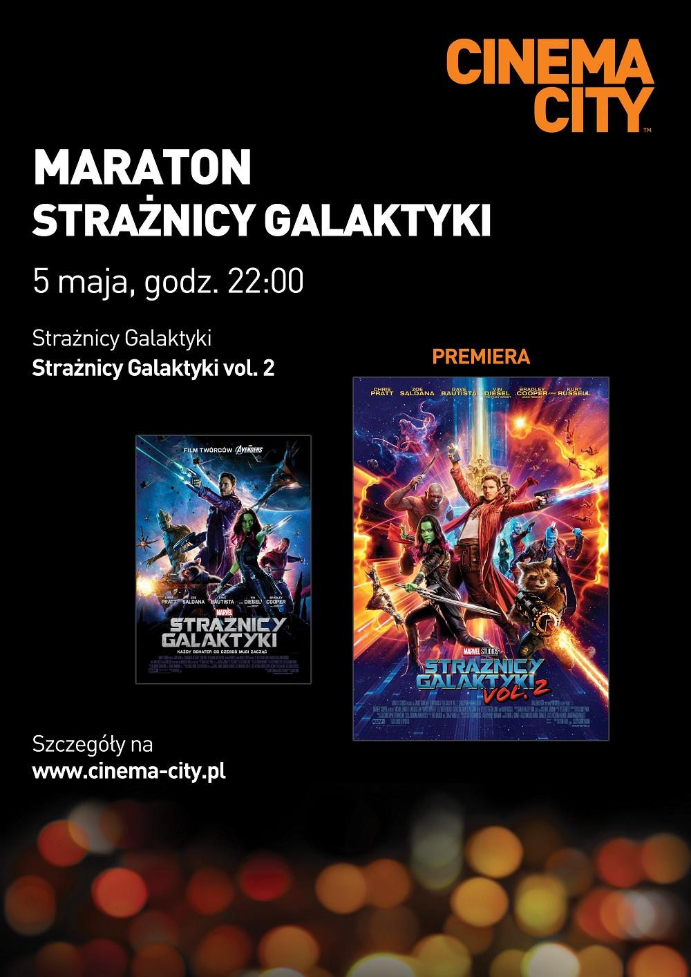Straznicy_Galaktyki_Maraton_Plakat