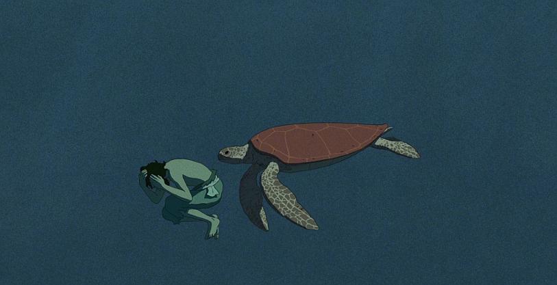 Czerwony żółw (2016)