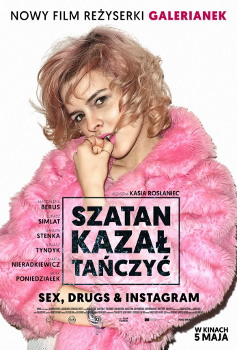 Szatan kazał tańczyć (2017) - plakat