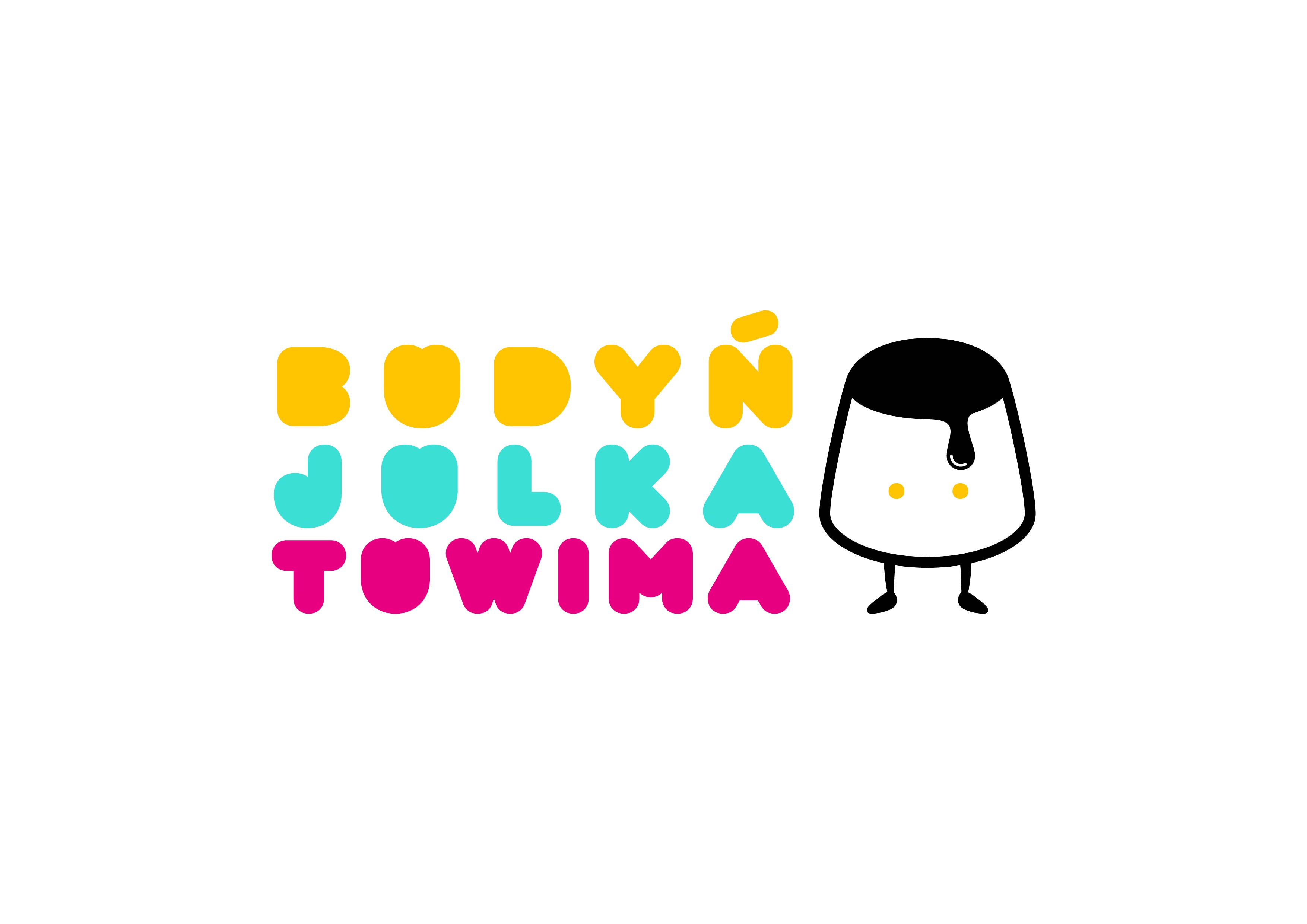 budyń julka tuwima-logotyp_BUDYŃ+NAPIS