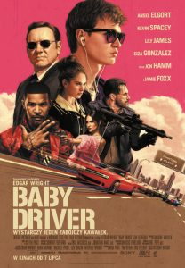 Baby Driver_Plakat